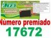 N�MERO AGRACIADO TV Gasolinera de Reza