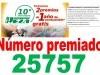 NÚMERO PREMIADO CON 1 AÑO DE COMBUSTIBLE GRATIS