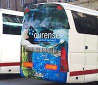 Publicite su negocio en nuestros autobuses